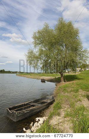 Loire River, Chaumont Sur Loire, Loire Et Cher, Centre, France