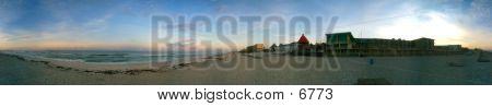 Panama City Beach Panoramic
