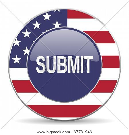 submit american icon