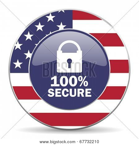 secure american icon
