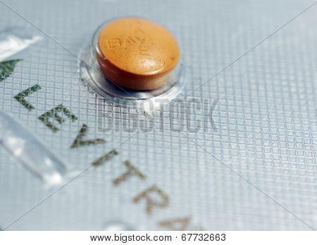 Single Levitra drug