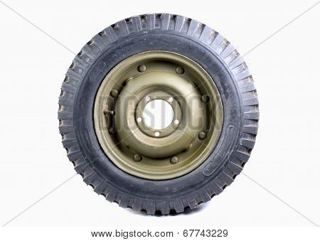 Military Wheel