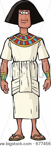 Ancient Egyptian Nobleman