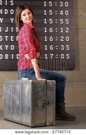 Waiting Flight