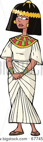 Ancient Egyptian Woman