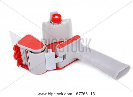 Dispenser isolated on white