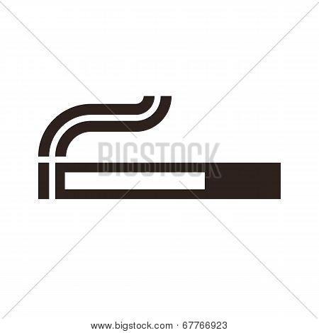 Cigarette Sign