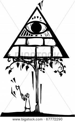 Masonic Tree