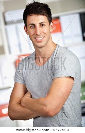 Caucasian Man