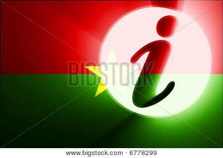 Burkina Faso Flag Information