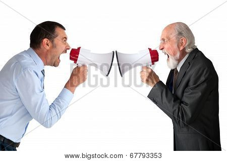 Men With Megaphones