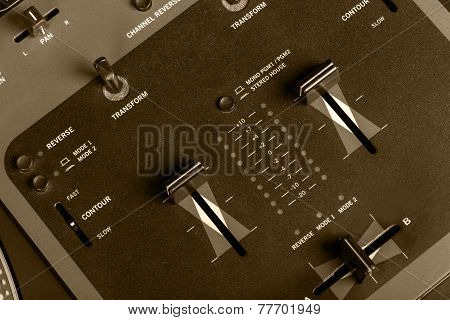 Dj Performance Mixer