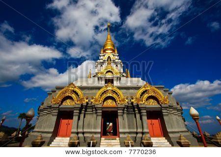 Mae Salong Heilige Heiligtum