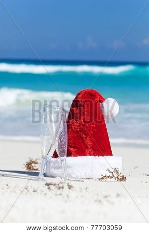 Celebration Christmas On Tropical Vacation