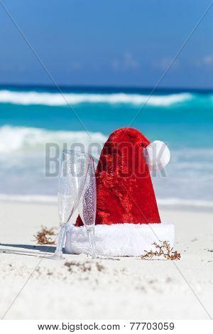 Celebration Christmas On Tropical Vacation