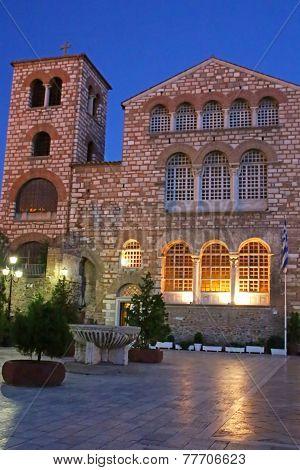 Agios Dimitrios Church, Thessaloniki, Macedonia, Greece