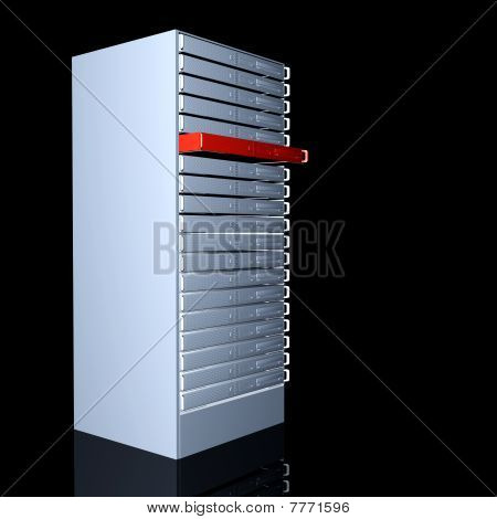 19-Zoll-Server Stack