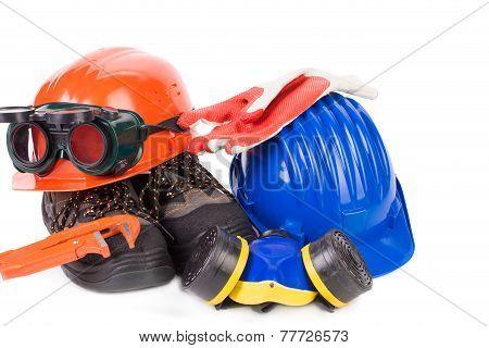 Various working equipment