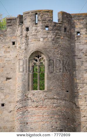 Carcassone Window
