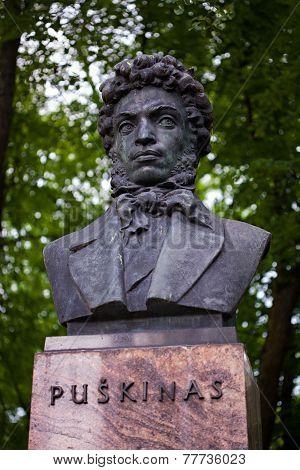 Bust Of Alexander Pushkin