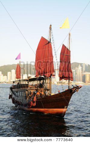 Chinese Sailing Ship