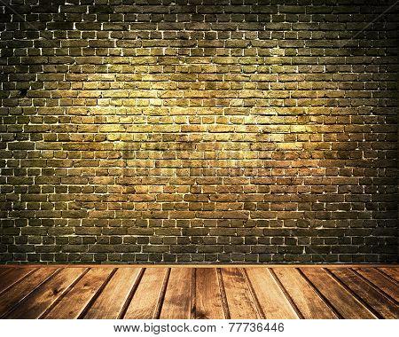 Old Bricks Wall.