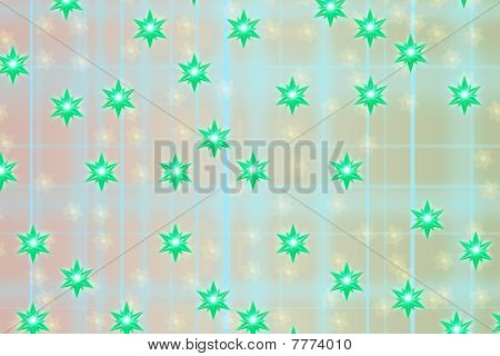 green starlight texture