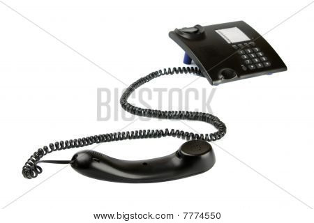 Phone With The Taken Off Tube