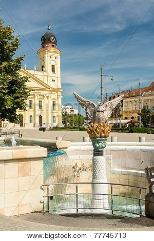 Millennium Fountain