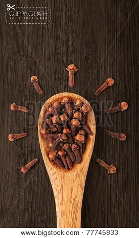 Cloves with clipping path - 2