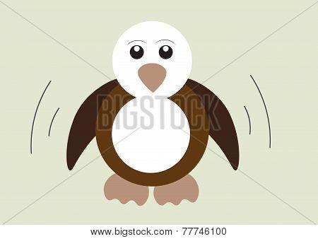 Penguin Flying