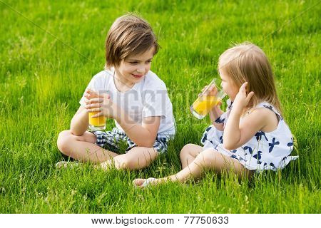 Children Picnic