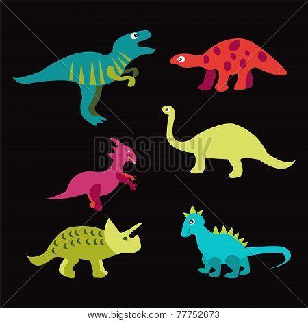 Dinosaurs - Illustration