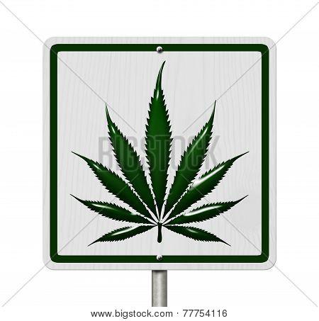Driving Under The Influence Of  Marijuana