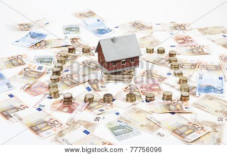 Money For House Construction