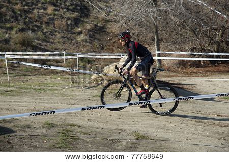 Cyclocross Rider