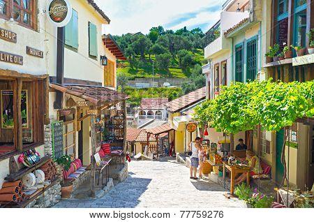 The Scenic Street