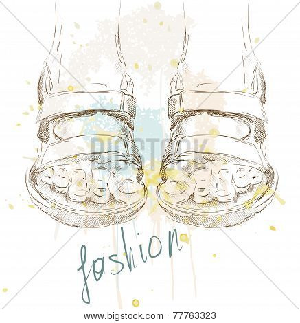 fashion  shoe