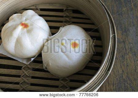 Steamed Pork Buns