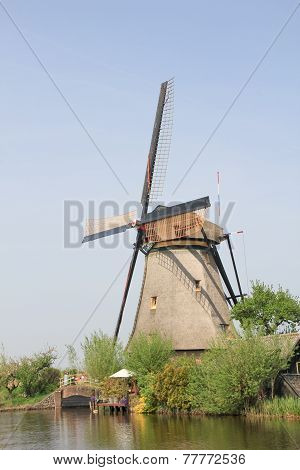 The Dutch Windmill.