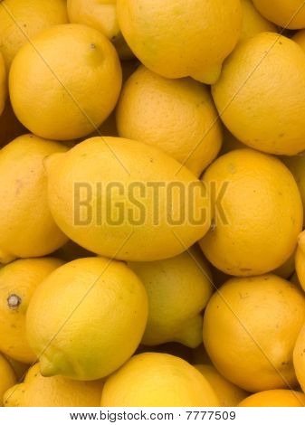 Fruit  Lemons  Yellow  Citron
