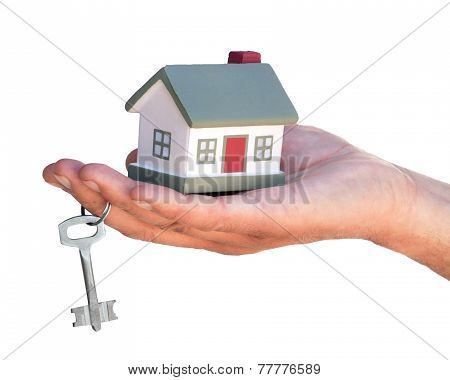 Layout Cottages Holds Hand