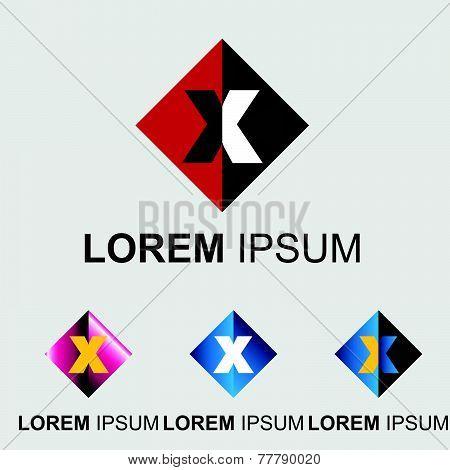 PrintLetter X logo