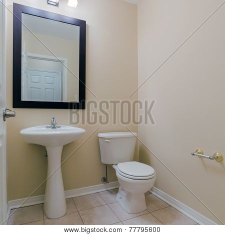 Toilet Interior Design