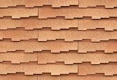 picture of shingles  - Shingles abstract view suitable for a background - JPG