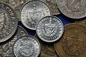 foto of pesos  - Coins of Cuba - JPG