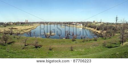 Krivoy Rog Landscape