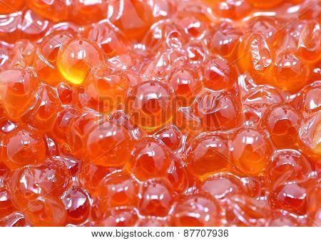 Background Red Caviar