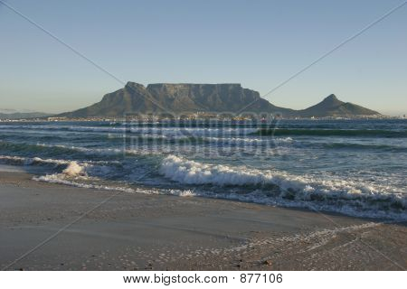 Table Mountain From Blaauwberg