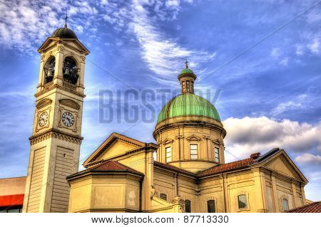 Church Of San Vitale In Chiasso - Switzerland
